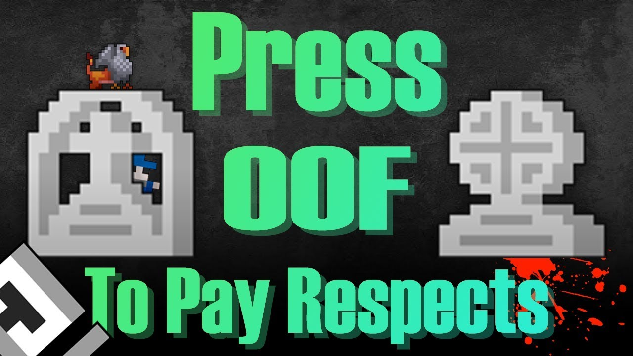 Press 'OOF' to Pay Respects - RotMG Funny Moments