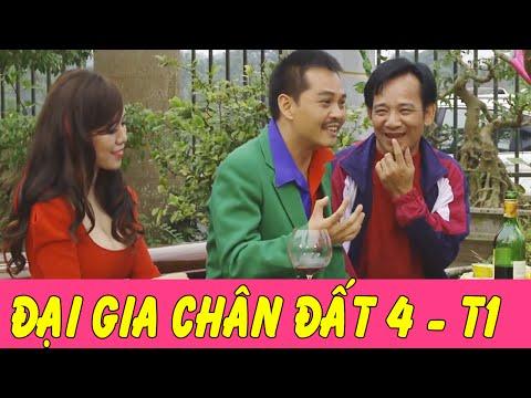 Phim Hài Tết | Đại Gia Chân Đất 4 - Tập 1 | Phim Hài Chiến Thắng , Bình Trọng
