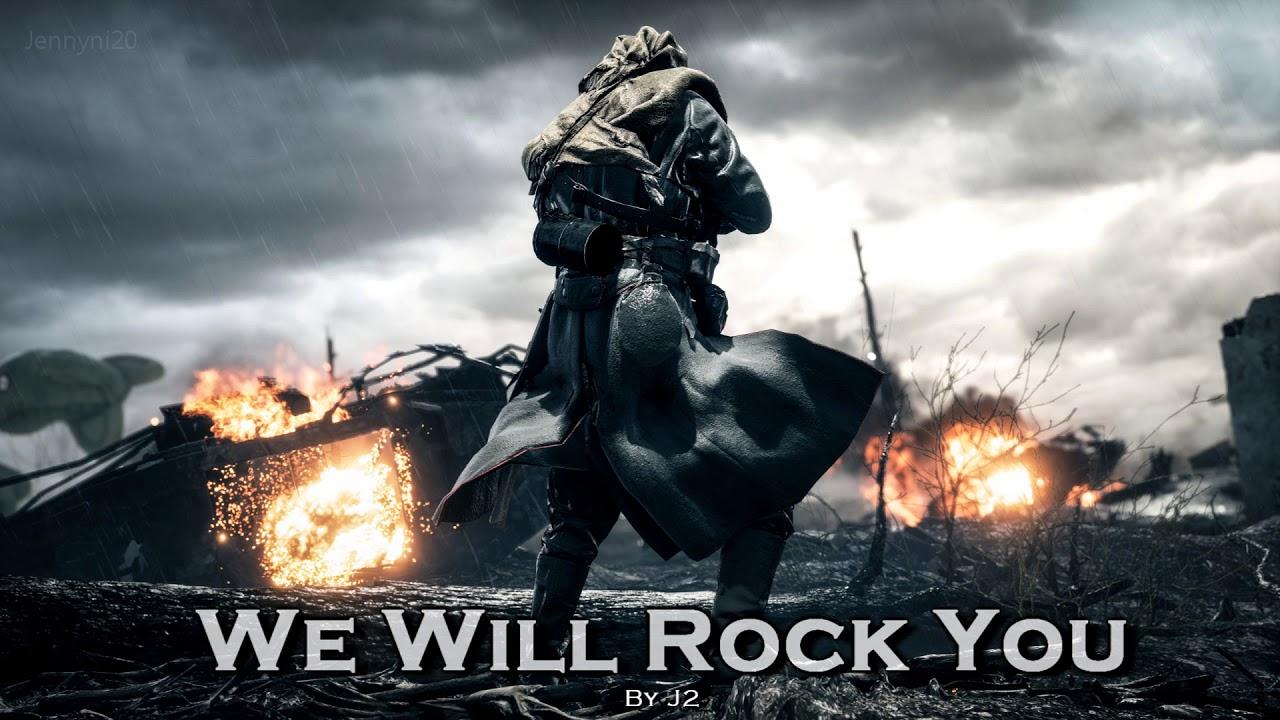 Queen - We Will Rock You (Dean Cohen Remix)