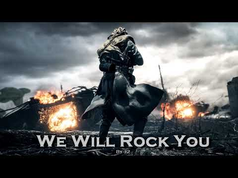 EPIC ROCK | We Will Rock You by J2 [feat. The Triple Killers]