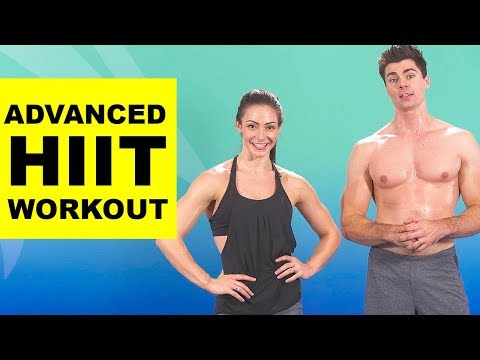 Extreme HIIT Workout 30 Min At Home with Cirque du Soleil