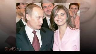 Фото Алины Кабаевой и Путина