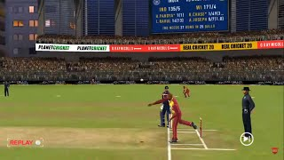 LIVE: India vs West Indies T20 Match Final Over | IND vs WI T20 Live | JAN 2021 Match 1 Real Cricket