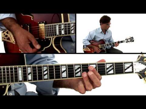 Cherry Key Playlong - Jazz Guitar Fakebook: Rhythm