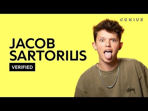 "Jacob Sartorius ""Better With You"" Official Lyrics & Meaning 
