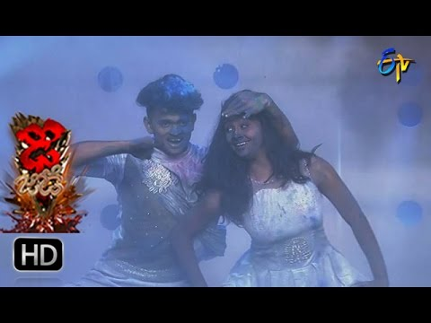 Sanketh and Priyanka Performance | Dhee Jodi | 15th March 2017 | ETV Telugu