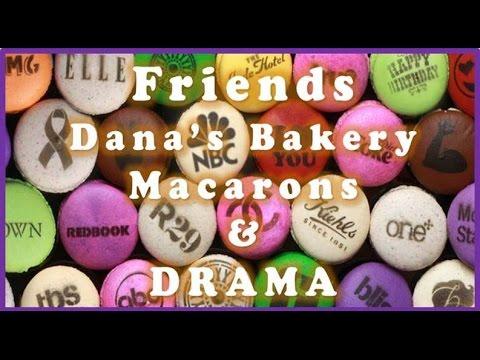 Friends, Dana's Bakery Macaroons, and DRAMA Pt. 1 of 2 | BeingBri