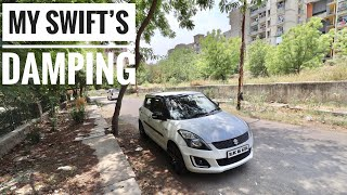 My Swift's Damping Successful Or Not ?| Swift Full Damping | Modified Maruti Swift | Musafir's Swift