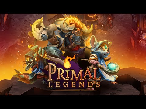 Primal Legends - Official Teaser (iOS & Android)