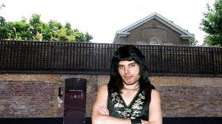 #1072 FREDDIE MERCURY & JIMI HENDRIX Home/Death Locations - London Travel Vlog (7/14/19)