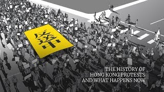 The history of Hong Kong protests, and what happens now