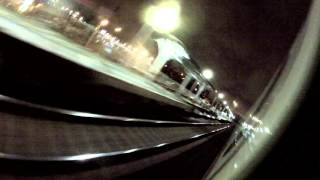 Зацепинг на сапсане 250 км/ч, прибытие в Санкт-Петербург(В продолжение темы бесплатных билетов на Сапсан, зацепляю второй день подряд, и на этот раз до Питера. Фишка..., 2015-12-24T00:15:10.000Z)