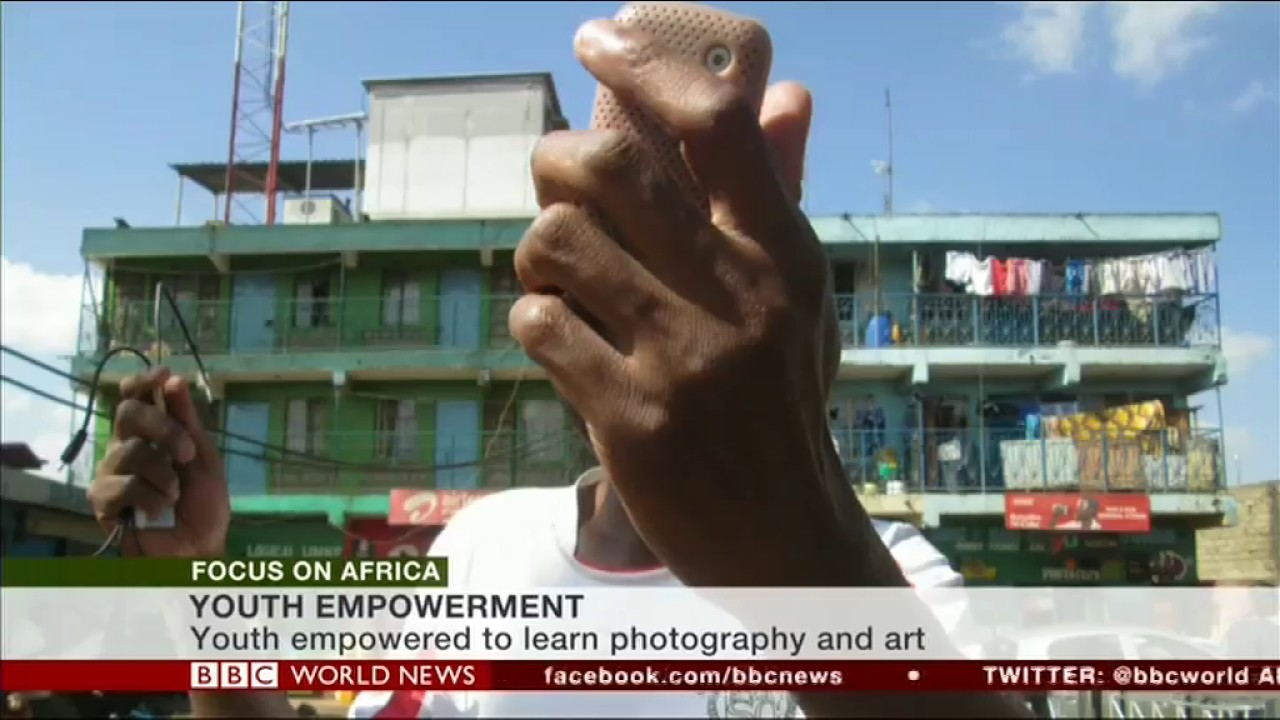 Commonwealth Africa Youth Worker of the Year speaks to BBC World News