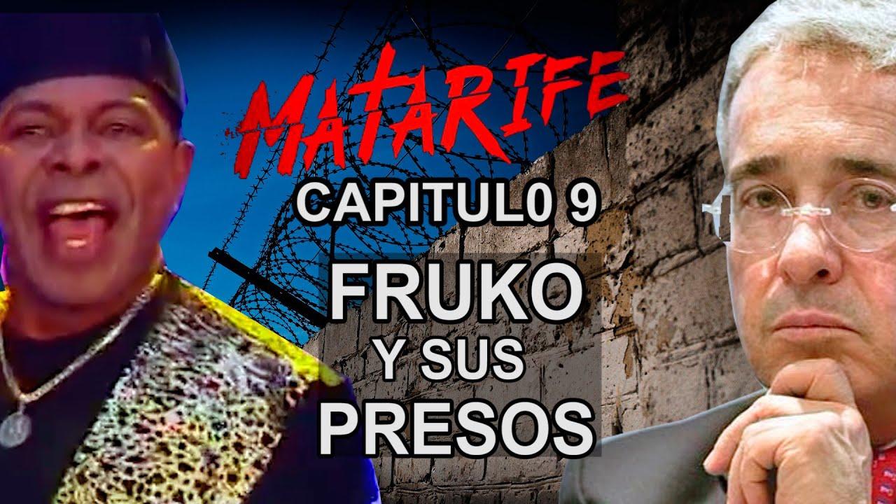 Matarife capitulo 9 Análisis Opinión y Crítica Fruko y sus presos Uribe en  carcel y su primer cargo