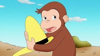 George O Curioso 🐵 Macaco na Australia 🐵Compilação 🐵 Desenhos Animados em Português