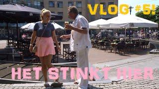 VLOG #5! HET STINKT HIER | Blablabla
