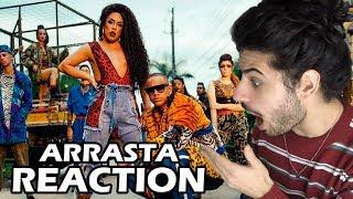 Baixar Gloria Groove - Arrasta (feat. Léo Santana) REACTION | Reação e comentários