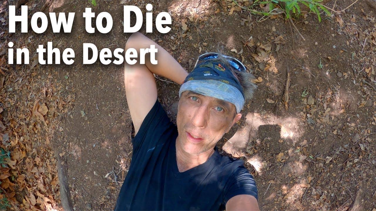 My Enduro Ride Became a Desert Survival Ordeal