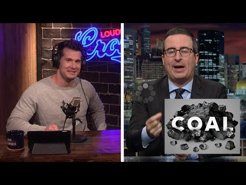 REBUTTAL: 5 John Oliver Coal Fallacies | Louder With Crowder