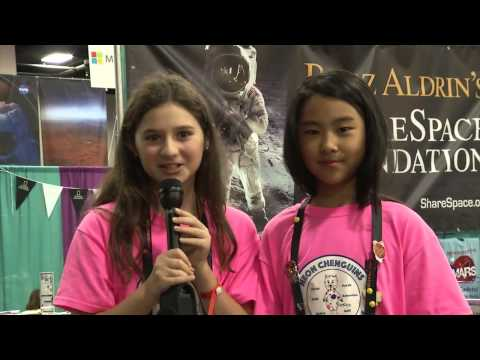 Buzz Aldrin Q&A with Students at Destination Imagination Global Finals 2015