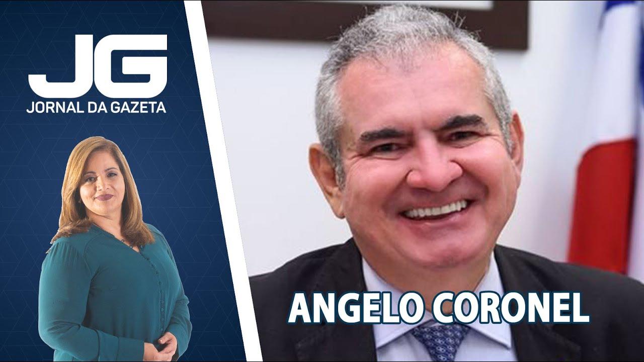 Angelo Coronel, Senador (PSD/BA), relator da reforma do IR no Senado, sobre a reforma do imposto