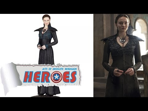 Dark Horse: Game Of Thrones Sansa Stark Engish Subs - Heroes For A Day