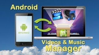 Android Video Converter: Convert video and music to android-phone-optimized formats on Mac(Download Video to Android Phone or Music to Android Phone Media Converter: (For Mac User:) http://www.itunes-for-android.com/mac (For Windows User:) ..., 2013-03-06T15:06:56.000Z)