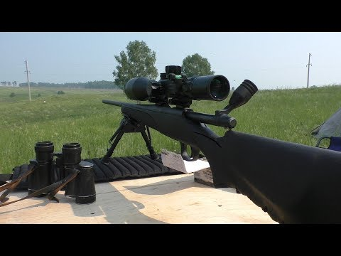 Американское или Русское оружие?! Remington 700 SPS 223Rem в охот. контуре лучше ORSIS-120 223Rem?!