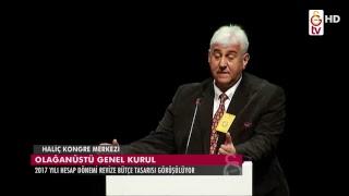 Galatasaray Spor Kulübü Olağanüstü Genel Kurul - 1. Bölüm (2 Aralık 2017)