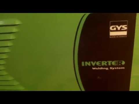 аппарата GYS Inverter 4000