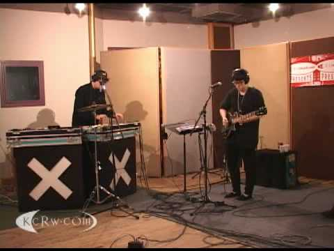 The xx  Night Time  on KCRW