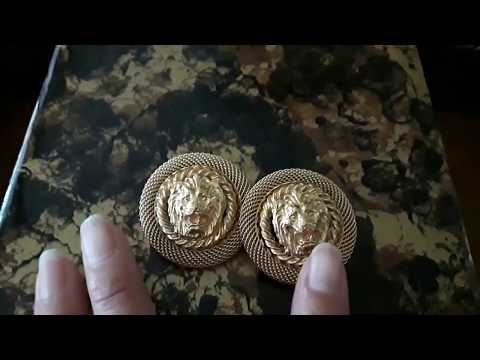 Vintage Jewelry Finds Recent Part1