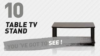 Table TV Stand // New & Popular 2017