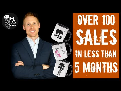 How Derek Dominated His 1st Months On Etsy In A Saturated Industry - HAA All-stars Edition