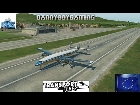 Transport Fever EP 26.5 Shiney New Airports Europe
