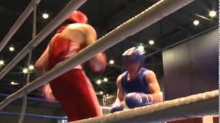 Соревнования сильнейших боксеров страны прошли во Владикавказе