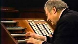 Virgil Fox Legacy | Bach | Gigue Fugue