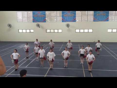[Aerobics] FTU K54TATM - Team #4469 10 điểm