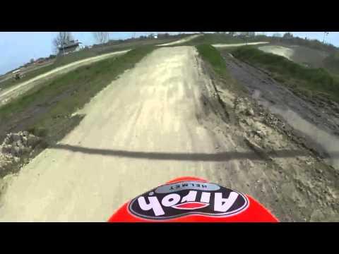 Pista Motocross Occhiobello 29 03 15