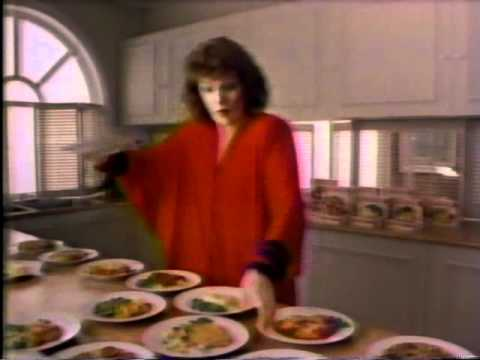 Weight Watchers Lynn Redgrave stars commercial 1985