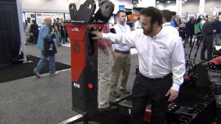 Video still for Chicago Pneumatic Hydrolic Breaker Line