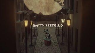Santo Festeiro - Três Marias e Tião Carvalho (Clipe Oficial)