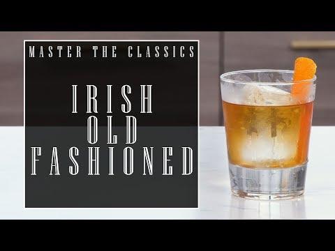 Modern Classic: Irish Old Fashioned