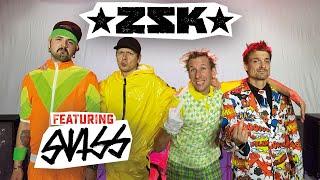 ZSK - Kein Talent feat. SWISS (Offizielles Video)