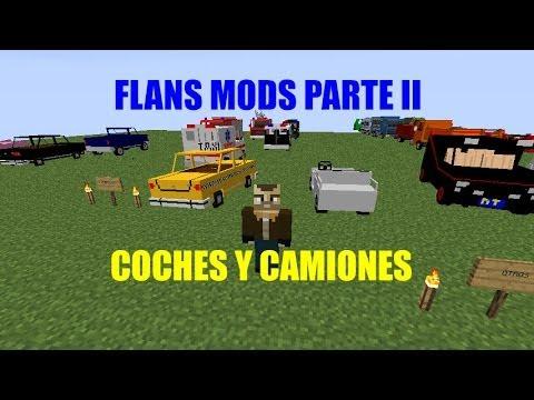 Flan's мод для Minecraft ////