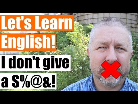 """Let's Learn 10 English Phrases That Start with the Words, """"I don't..."""""""