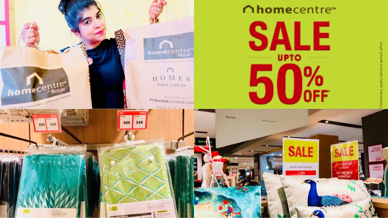 Home Centre Sale Shopping Haul | 50 70% Discount | HOME DECOR Shopping Haul
