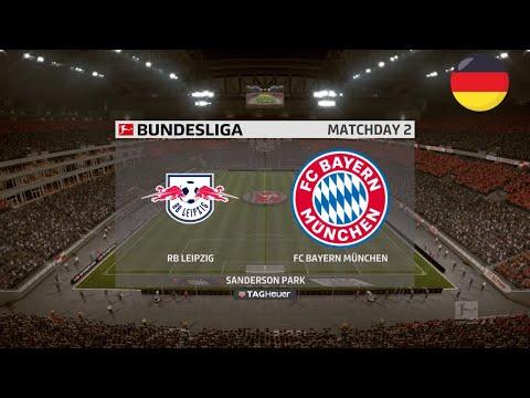 FIFA 18: RB Leipzig Vs Bayern Munich