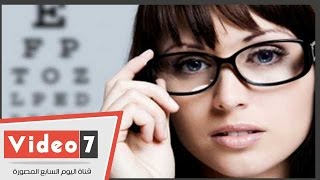 موضة النظارات الطبية لـ
