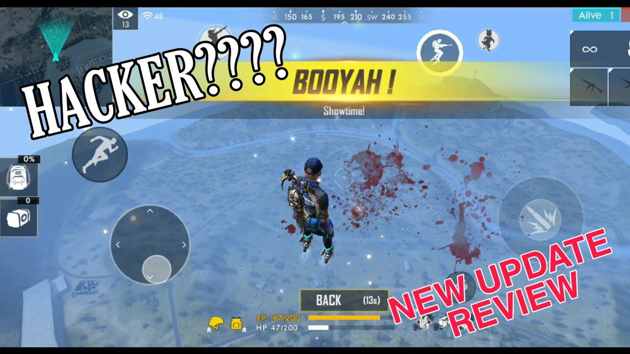 free fire update review full 2019 new mods new guns. Black Bedroom Furniture Sets. Home Design Ideas